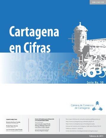 Serie No. 50 - Cámara de Comercio de Cartagena