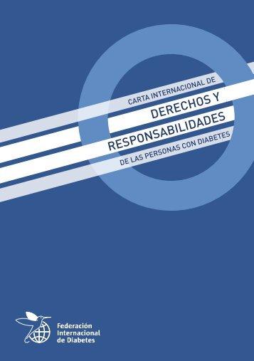 Carta de Derechos y Responsabilidades