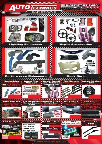 auto technics catalogue - Jays Autocare