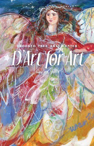 July 12, 2012 - Crooked Tree Arts Center