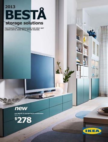 IKEA Brochure Storage Solutions 2013 EN US