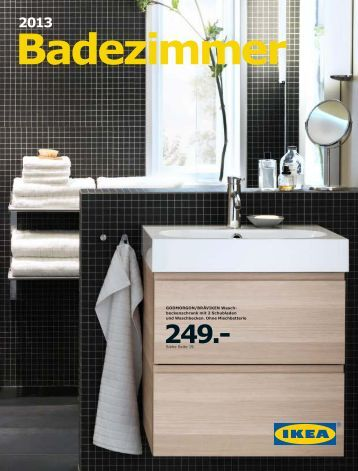 IKEA Broschüre Badezimmer 2013