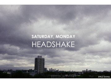 Concept - Radar Music Videos