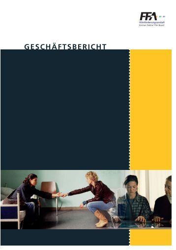 geschäftsbericht 2007 - FFA