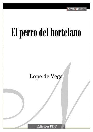 Lope de Vega - Biblioteca gratis
