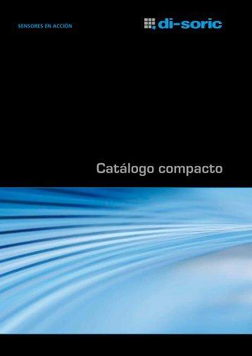 Catálogo compacto - Di-soric