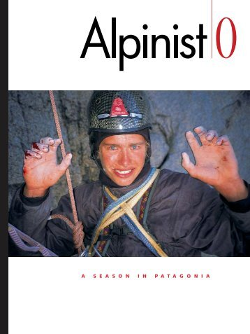 alpinist doc 7/3 - Kevin Thaw