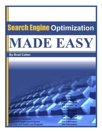SEO Made Easy - EasyWebTutorials