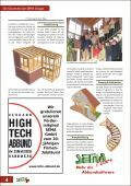 Magazin für Kunden und Interessenten der SEMA Holzbau ... - Seite 6