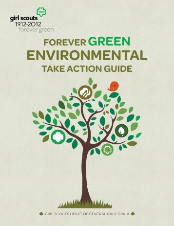 the Forever Green Environmental Take - Girl Scouts Heart Of Central ...