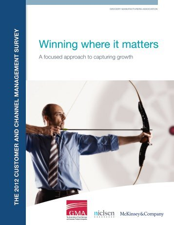 Winning where it matters - McKinsey & Company