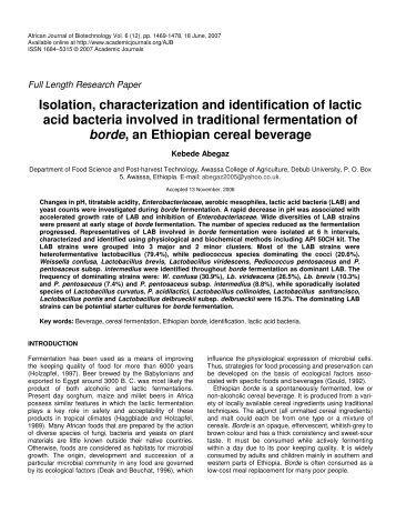 isolation and characterisation of maize acid Isolation and biochemical characterization of rhizobium strains from maize  diminishing stratospheric ozone and acid rain.