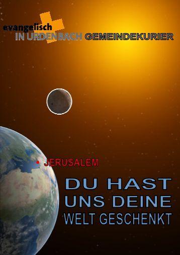 Gemeindebrief 4-2012 - Evangelisch in Urdenbach