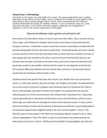 great influence essay Readwritethink couldn't publish all of this great content without  a significant influence: describing an important  message in a personal essay.