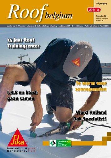 belgium - Bouwmagazines