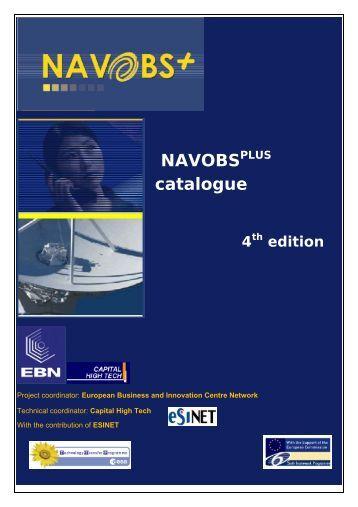 NAVOBSPLUS catalogue - European BIC Network