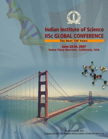 IIScconferencesouvenir.pdf - Centre for Ecological Sciences - Indian ...