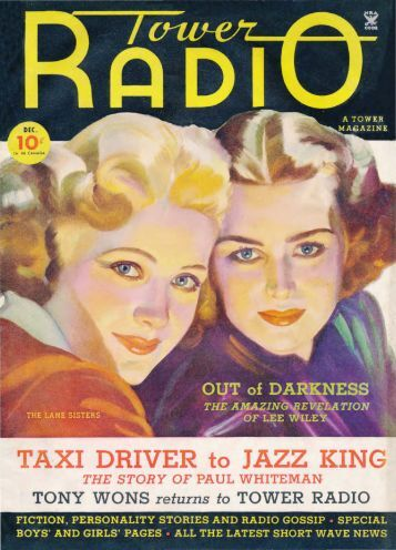 TAXI DRIVER to JAZZ KING - Old Time Radio Researchers Group