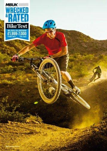 Bike Test - Pivot Cycles
