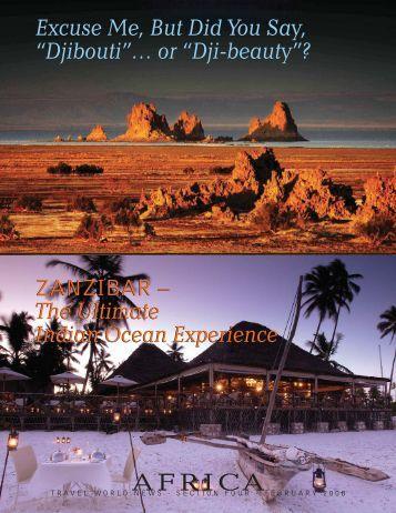 AFRICA - Travel World News