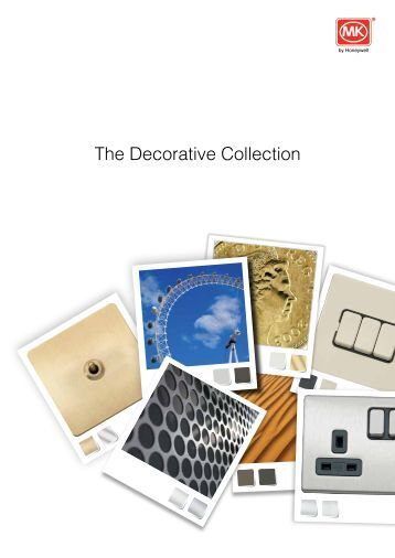 The Decorative Collection - MK Electric