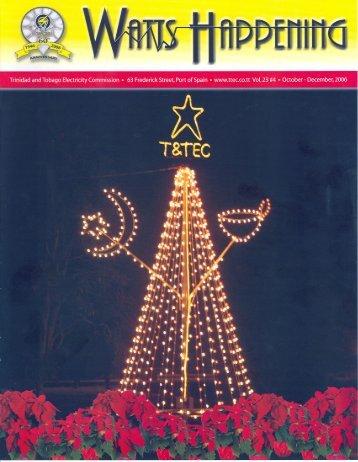 October - December 2006 - Trinidad and Tobago Electricity ...