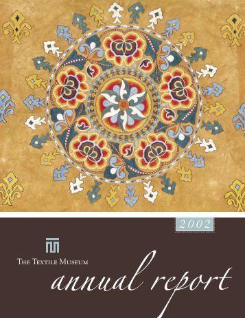 The Textile Museum - Rachel Bucci