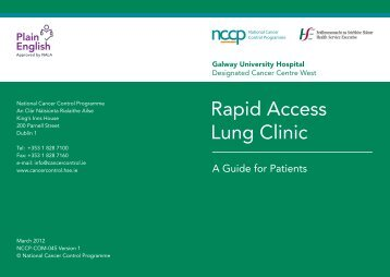 Lung Cancer Patient Information Booklet - Galway.pdf
