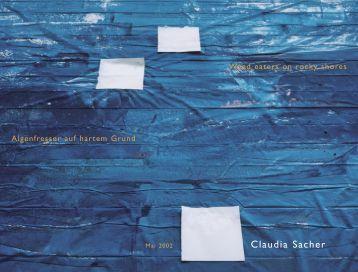 Claudia Sacher
