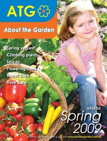 Spring 2009 - About The Garden Magazine