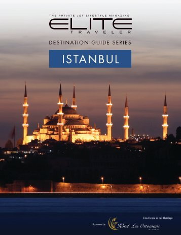 ISTANBUL - Elite Traveler