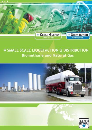 SMALL SCALE LIQUEFACTION & DISTRIBUTION L ... - Cryostar