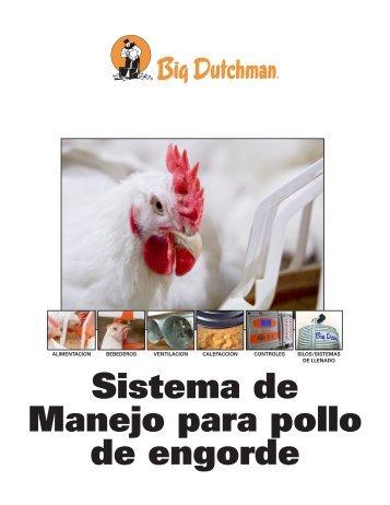Sistema de Manejo para pollo de engorde - Big Dutchman, Inc.