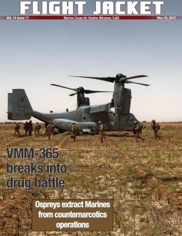 May 30, 2012 - Marine Corps Air Station Miramar