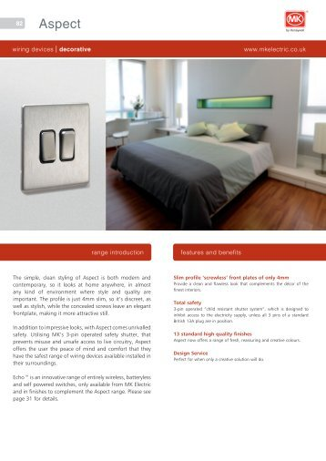 Catalogue PDF - MK Electric
