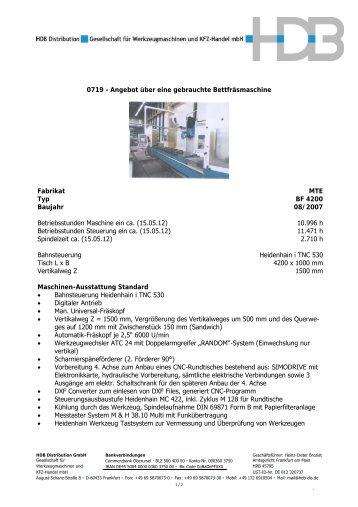 0620 angebot ber eine gebrauchte cnc stanz nibbel maschine. Black Bedroom Furniture Sets. Home Design Ideas
