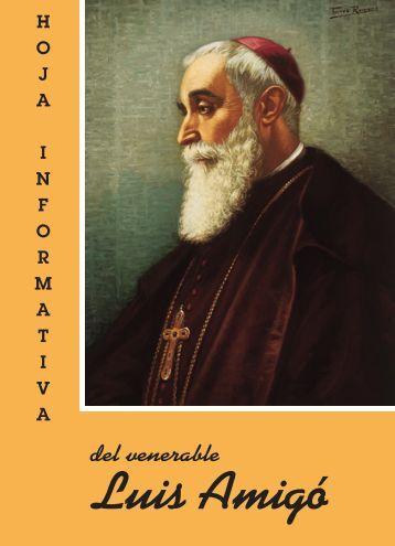 Luis Amigó - Hoja Informativa