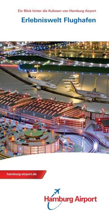 Erlebniswelt Flughafen - Hamburg
