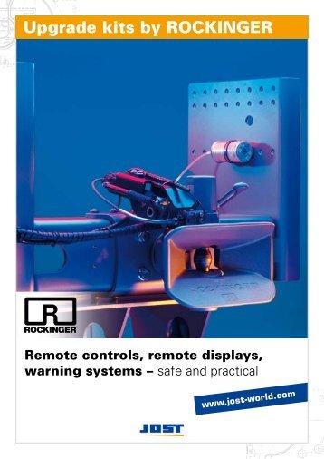 Upgrade kits by ROCKINGER - Jost-Werke GmbH