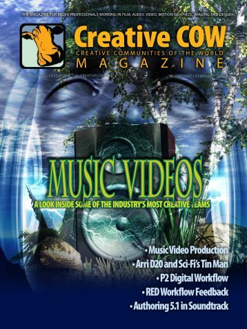 Music VIDEOS - Creative COW Magazine