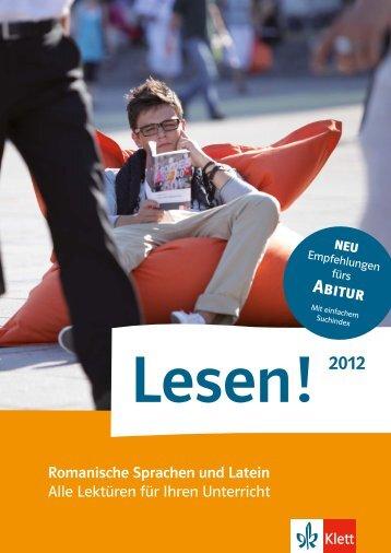 Abitur - Ernst Klett Verlag