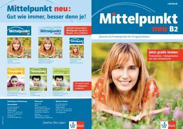 Mittelpunkt neu: - Ernst Klett Verlag