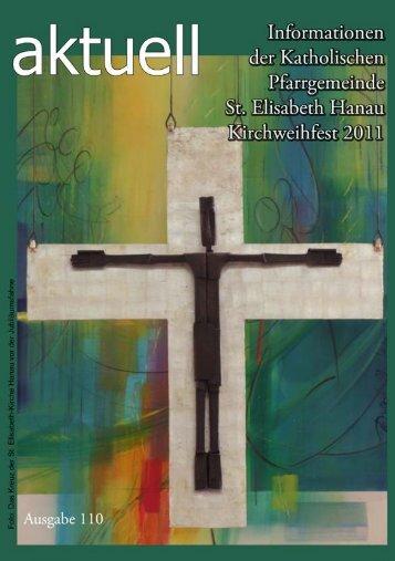 Aktuell110.pdf (Kirchweih 2011) - Katholische Pfarrgemeinde St ...