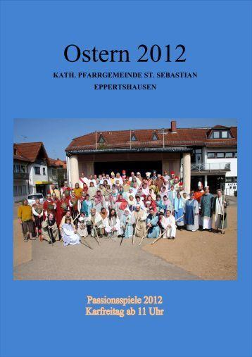 ostern 2012