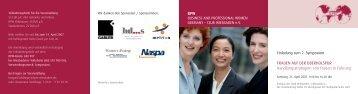Programm/Flyer (pdf) - BPW Wiesbaden