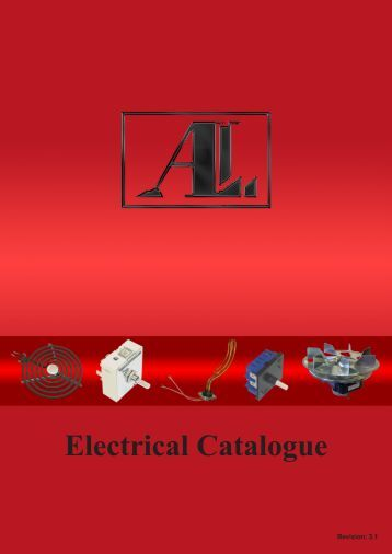Electrical Catalogue - All Controls