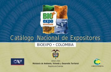 CATALOGO BIOEXPO.pmd - CAF