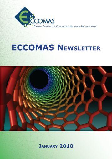 ECCOMAS NEWSLETTER - e-caero.com