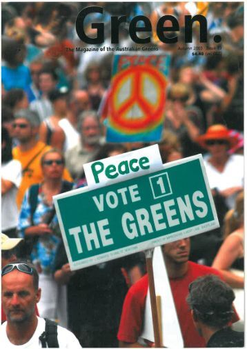 Issue 10.pdf - Australian Greens