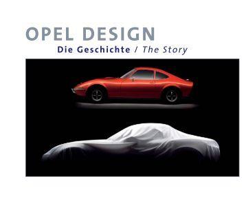 OPEL DESIGN Die Geschichte - Gmeuropearchive.info